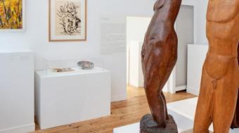 """Exposition """"Le Rêveur de la forêt"""", au musée Zadkine - jusqu'au 23 février 2020 - photo Raphaël Chipault"""