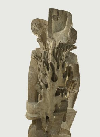 Ossip Zadkine, Prométhée - © Fr. Cochennec et E. Emo / Musée Zadkine / Roger-Viollet
